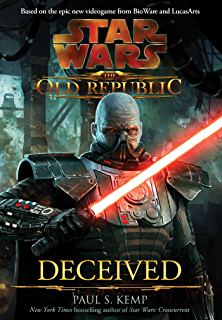 Star wars darth bane rule of two ebook drew karpyshyn amazon deceived star wars the old republic book 2 fandeluxe Image collections
