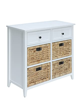 Amazon.com: Acme Muebles 97416 Flavius 6 6 cajones Accent ...