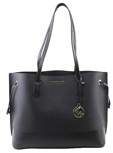 fa37bbcd273f Michael Kors Trista Large Drawstring Tote: Handbags: Amazon.com
