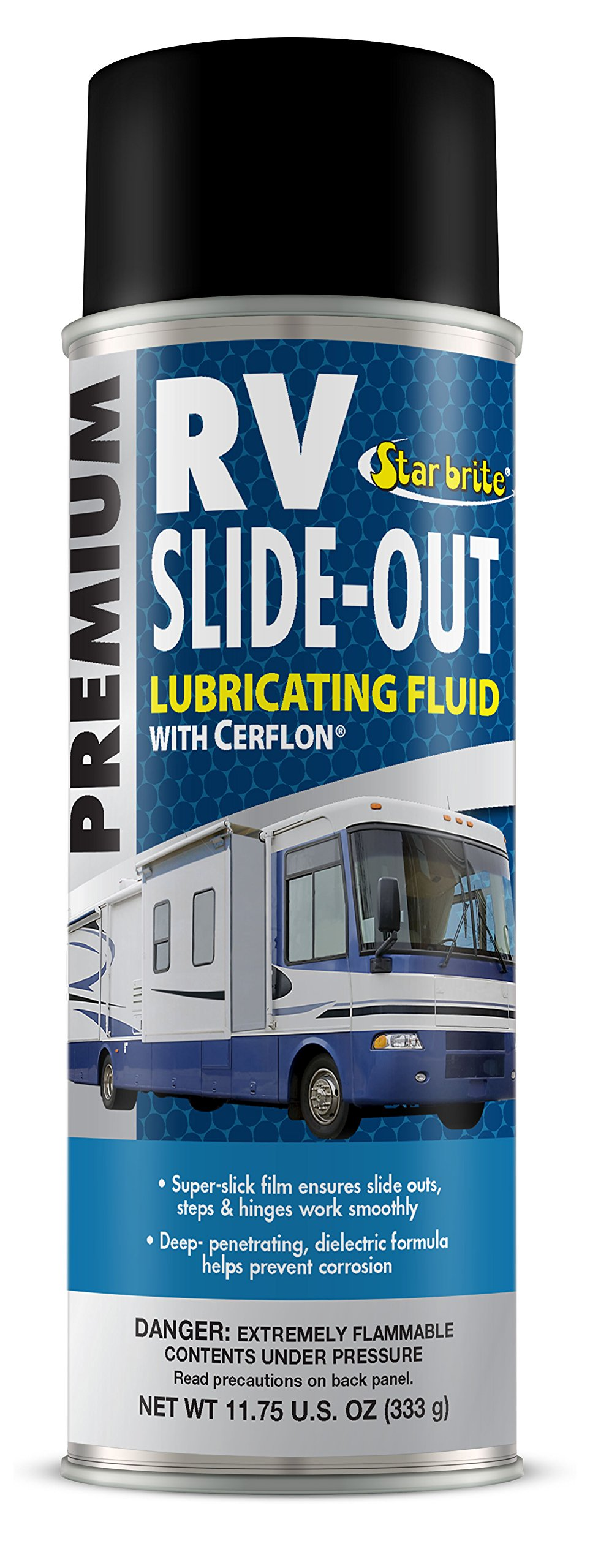 Star Brite 78212 Premium RV Slide-Out Lubricating Fluid - 12 oz.