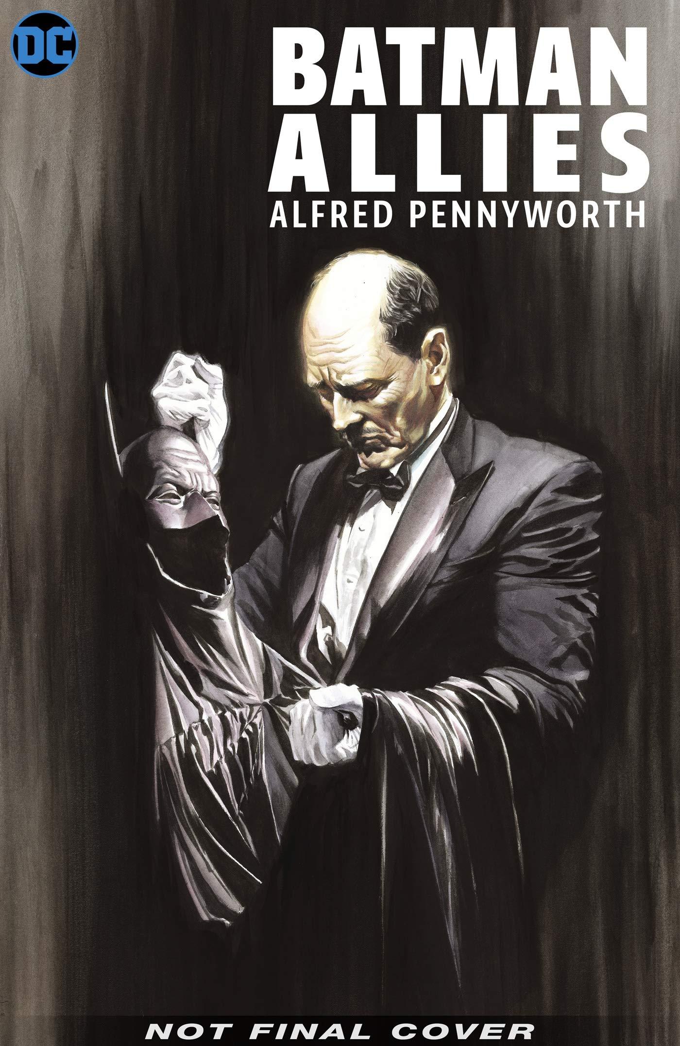 BATMAN ALFRED PENNYWORTH TP