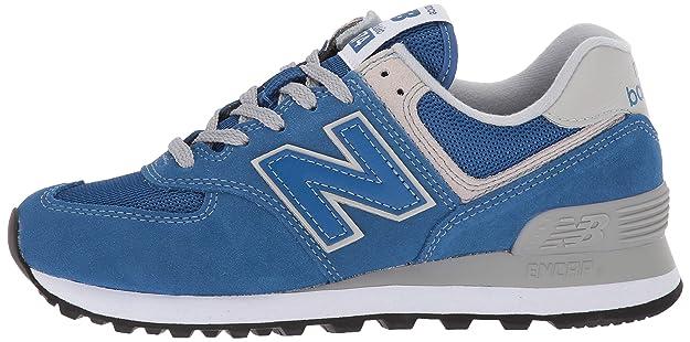 New Balance ML 574 D ERB Classic Blue: : Schuhe