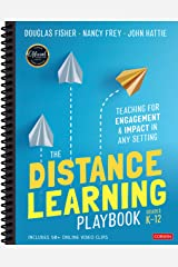 The Distance Learning Playbook, Grades K-12: Teaching for Engagement and Impact in Any Setting Kindle Edition