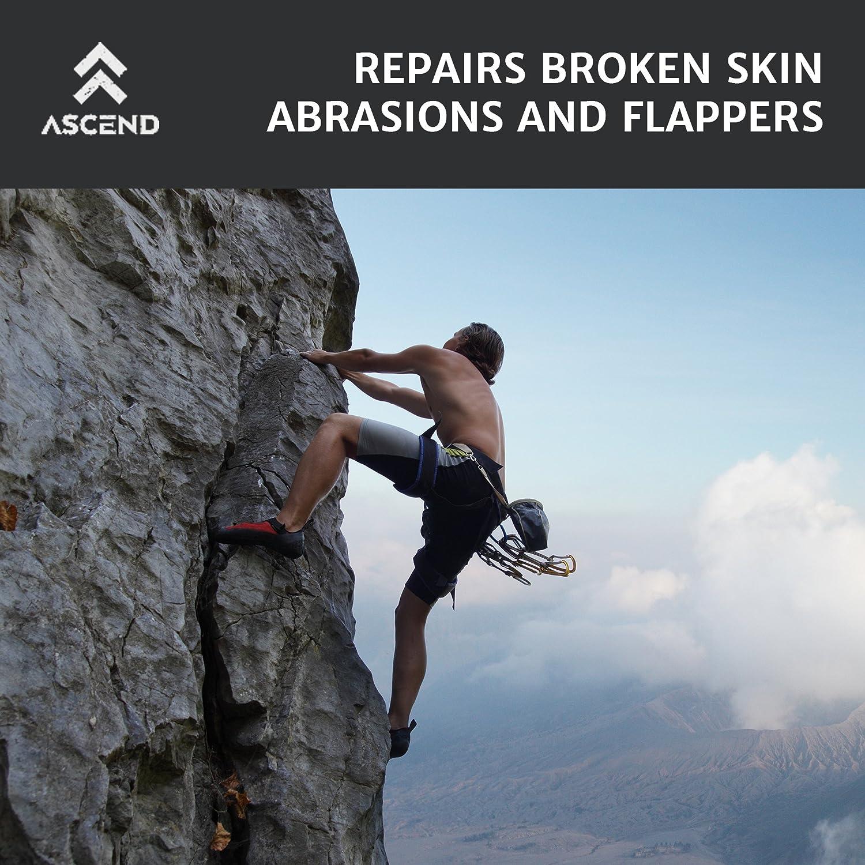 Amazon.com: Ascend escalada Bálsamo – Callos – Tratamiento ...
