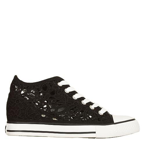 sale retailer 3b582 19f2c Sneakers con Zeppa Interna: Amazon.it: Scarpe e borse