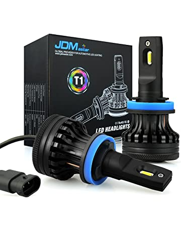 JDM ASTAR Newest Version T1 10000 Lumens Extremely Bright High Power H11 H9 H8 All-