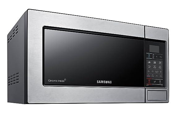 Samsung GE73M - Microondas (20 L, Tocar, Acero inoxidable, LED ...
