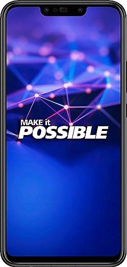 Huawei Nova 3i (Black, 4GB RAM + 128GB Memory)