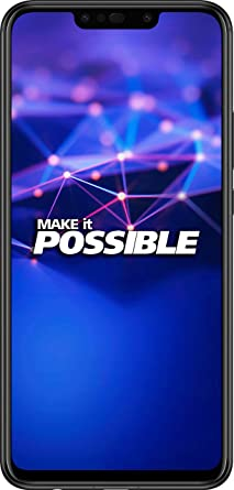 Huawei Nova 3i (Black, 4GB RAM, 128GB Storage) Smartphones at amazon