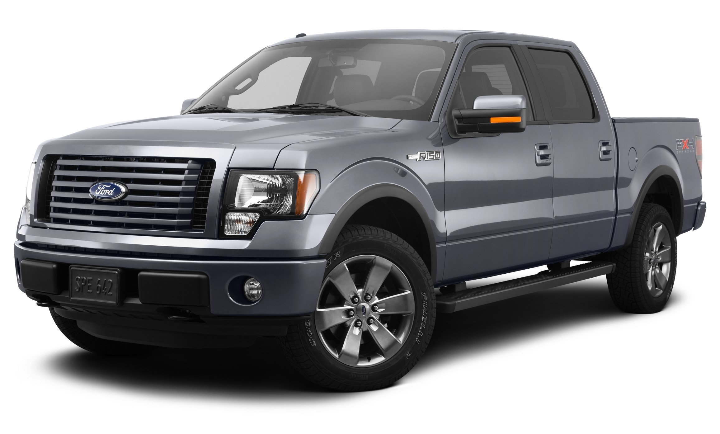 2011 ford f 150 fx2 2 wheel drive supercrew 145