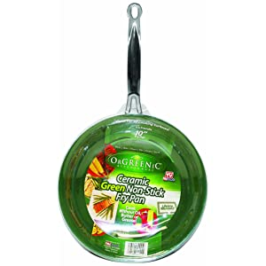 Telebrands Orgreenic Frying Pan