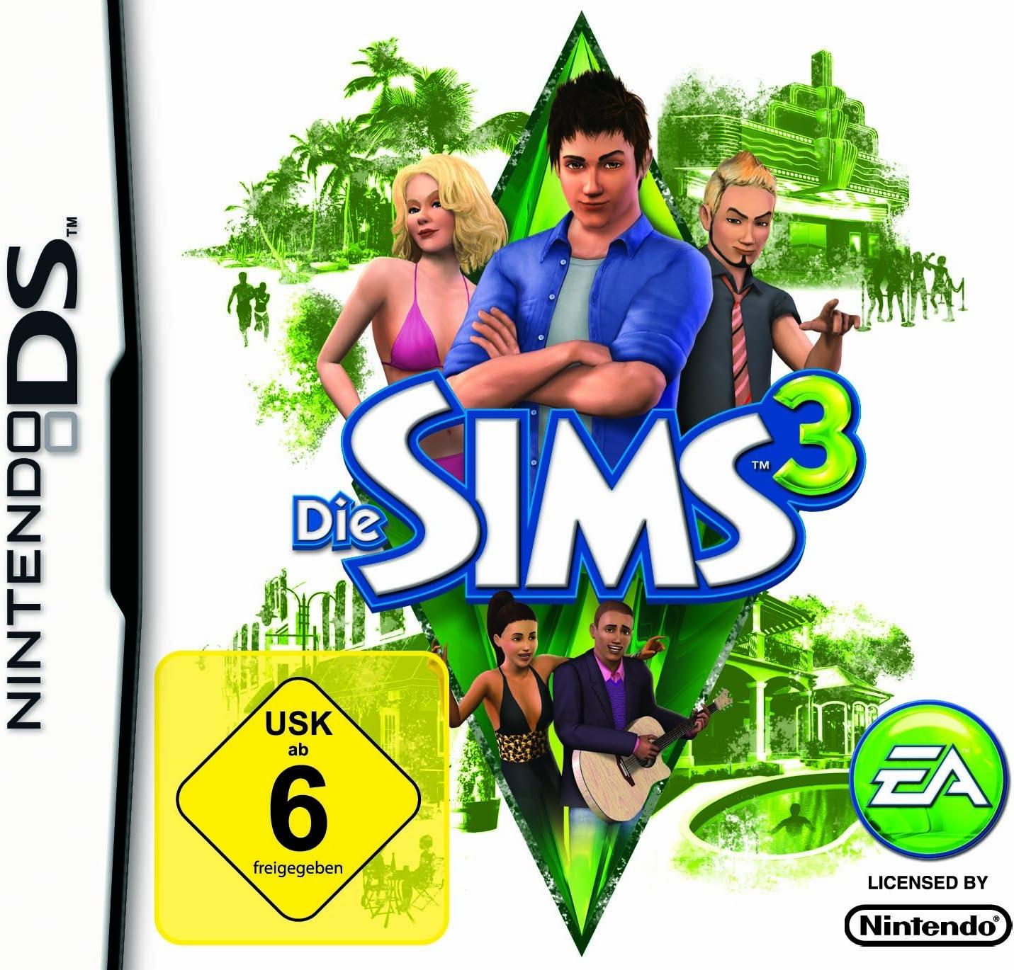 Die Sims 3 [Importación alemana]: Amazon.es: Videojuegos