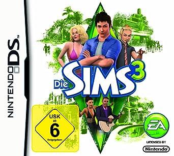 Die Sims 3 Nintendo Ds Amazonde Games