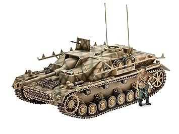 Revell- Maqueta de Tanque SD.Kfz. 167