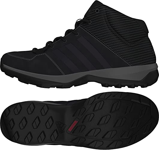 adidas Herren Daroga Plus Mid Lea High top, Grün: