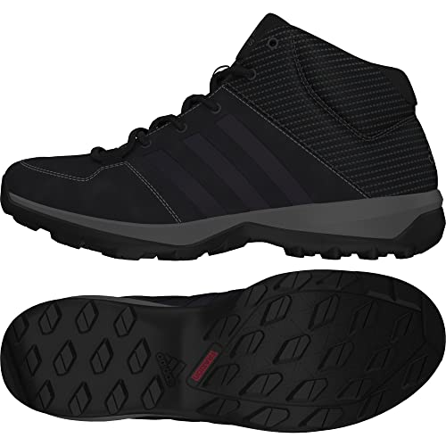 detailed look cae6d 60189 adidas DAROGA PLUS MID LEA - Outdoor - Trainers for Men Amazon.co.uk  Shoes  Bags