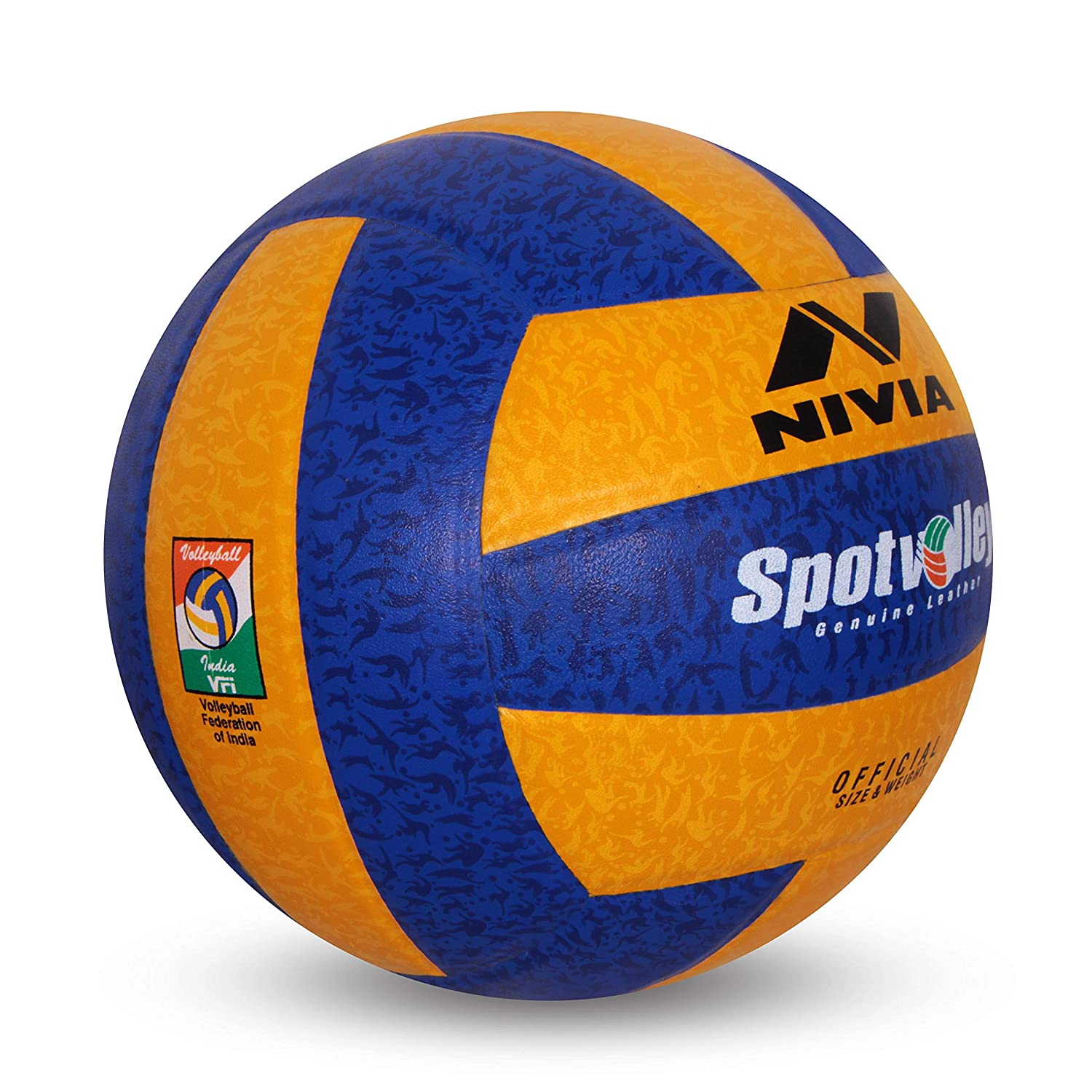 Buy Nivia Spot Volley Online At Low Prices In India Amazon In