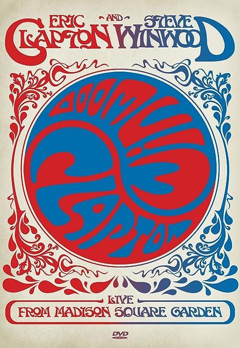 The Best Eric Clapton Steve Winwood Live Madison Square Garden
