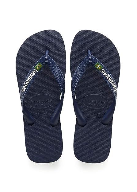 49738860a Havaianas Brasil Logo Unisex Adult s Flip Flops