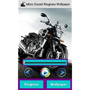 Moto Sound Ringtone Wallpaper: Amazon.es: Appstore para Android