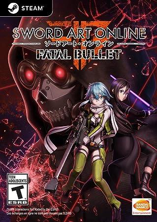 Sword Art Online: Fatal Bullet Standard Edition [Online Game Code]