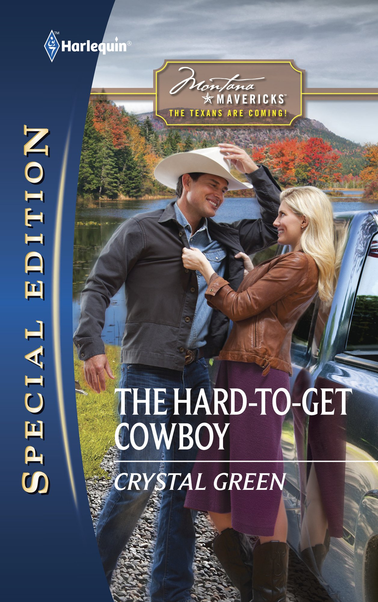 Download The Hard-to-Get Cowboy ebook