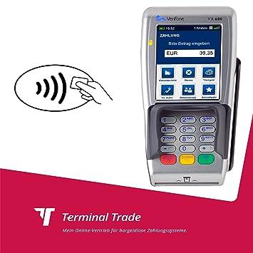 Lector de Tarjetas de EC Verifone VX680 móvil para Tarjeta pagos ...