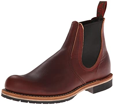 b91c9c51d Amazon.com | Red Wing Heritage Men's Chelsea Pull On | Boots