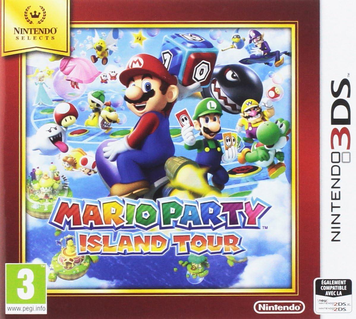 Mario Party: Island Tour - Nintendo Selects [Importación Francesa]: Amazon.es: Videojuegos