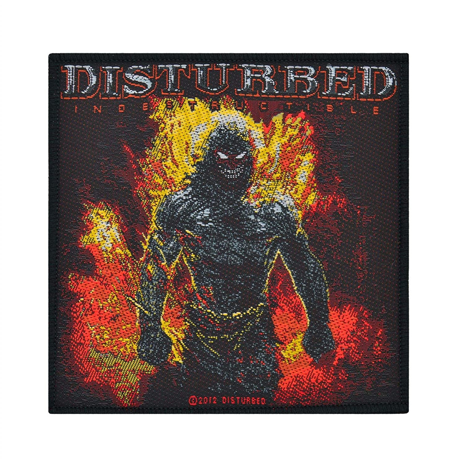 Disturbed – Indestructible – パッチ B00Z1FCSU4