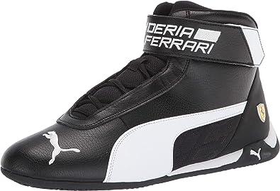 Amazon.com: Puma Ferrari R-cat Mid - Zapatillas deportivas ...