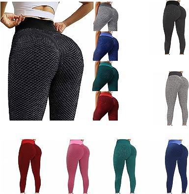 Aiung Famous TIK Tok Leggings High Waisted Tummy Control Butt Lifting Yoga Pants for Women