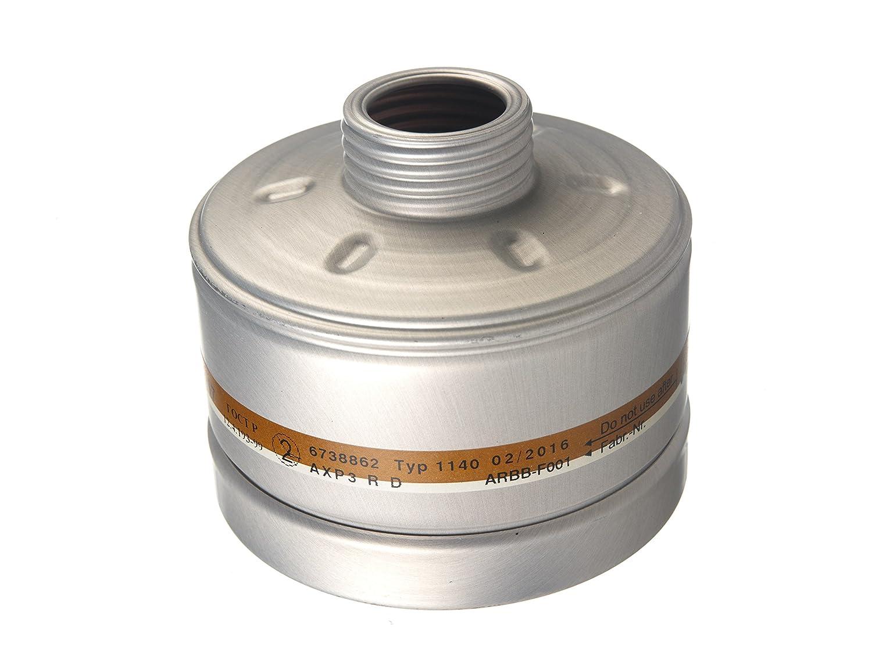 Drä ger X-plore Kombinationsfilter 1140 AXP3 R D fü r Gas und Partikel (EN 14387) Qualitä tsfilter fü r Masken mit Rundgewinde RD40 (EN 148-1) Dräger Safety AG & Co. KGaA