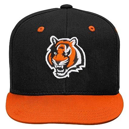 964d22e1 Outerstuff NFL Boys Kids 2-Tone Flat Visor Snapback Hat