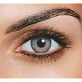 Polo House USA Monthly Contact Lens (Grey Colour) ZERO POWER