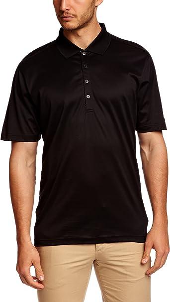 Calvin Klein Golf - Polo para Hombre (Talla L), Color Negro ...