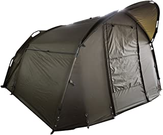 MK di Angel Sport Vorzelt per Fort Knox 3,5 Man o altro Angel zelte Bivvy Dome 5 Man o altro Angel zelte Bivvy Dome MK-Angelsport