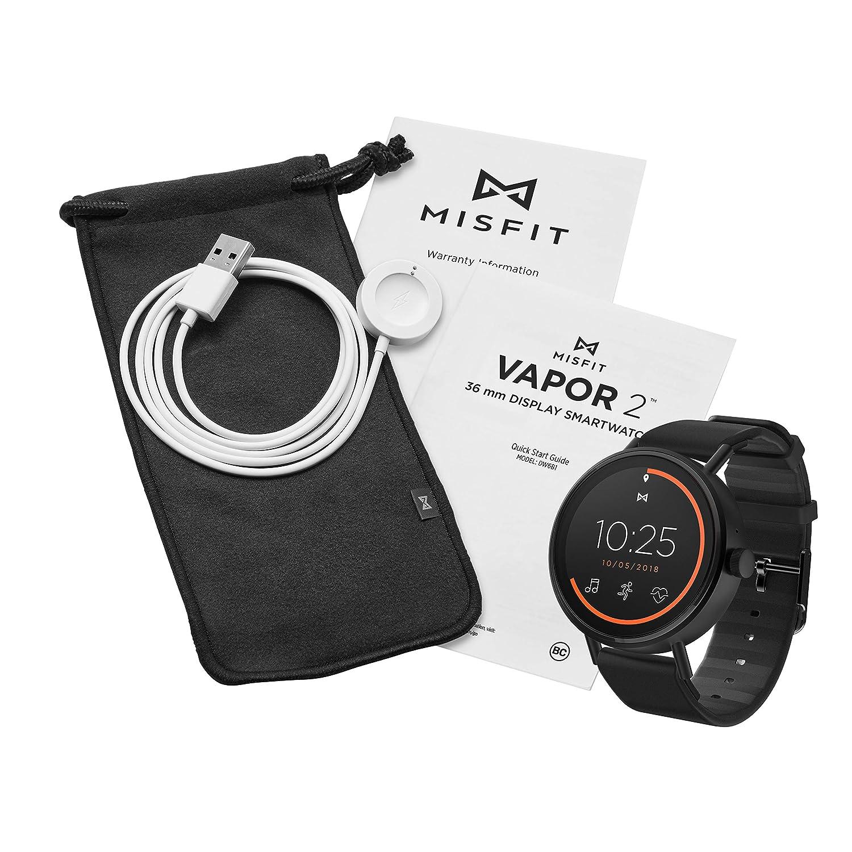 Misfit Reloj Smartwatch Digital Unisex Silicon Band MIS7200 ...