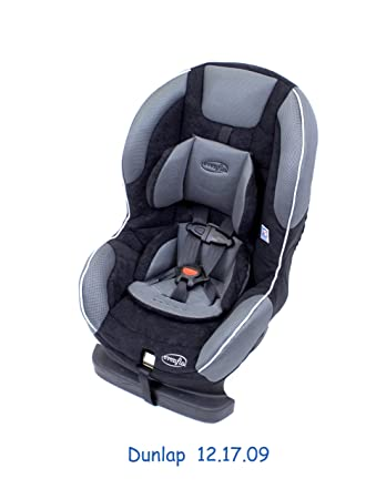Evenflo Titan Elite Convertible Seat Dunlap Discontinued By Manufacturer