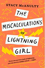 The Miscalculations of Lightning Girl Hardcover