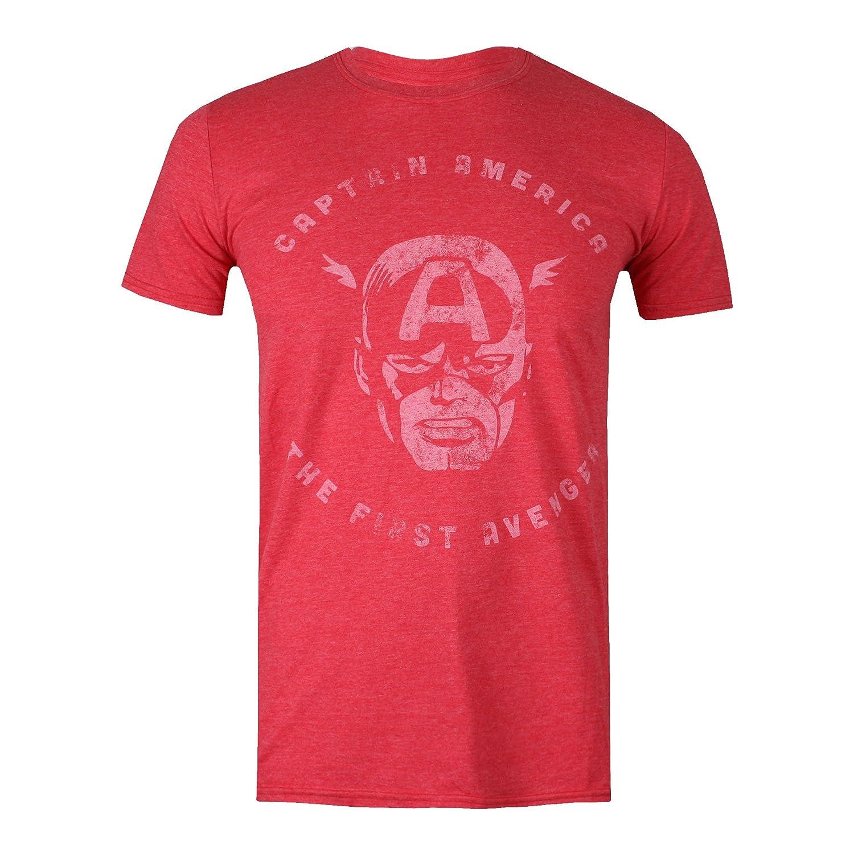 Marvel First Avenger, T-Shirt Uomo RBMTS208