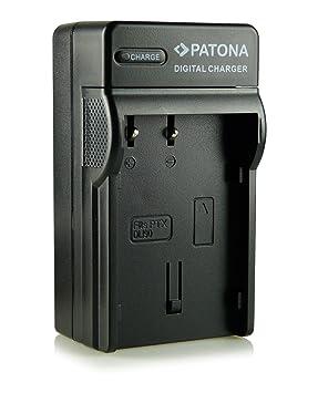 Cargador tipo D-Li90 para Pentax 645D, K-01, K-5, K-5 II, K-5 Iis, K-7, etc.