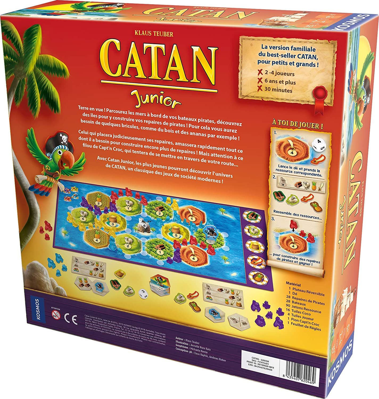 Asmodée Juego de Tablero, ficatju01, niño: Amazon.es: Juguetes y juegos