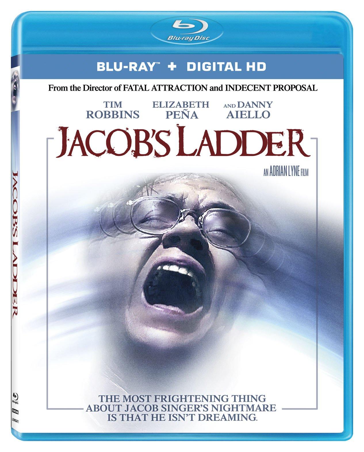 Blu-ray : Jacob's Ladder (Blu-ray)