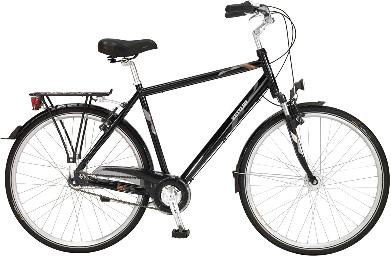 Kettler KF142-275 - Bicicleta de Paseo para Hombre, Talla M (165 ...