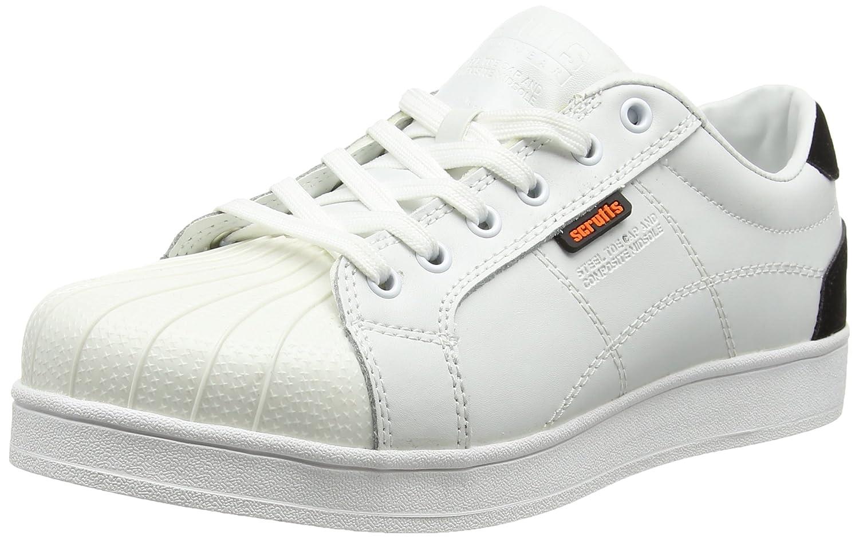 Scruffs Comet, Men Safety Boots, White