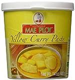 Mae Ploy Thai Yellow Curry Paste