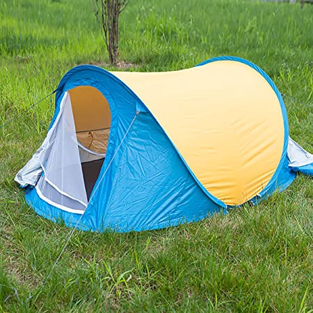 Dxp Camping Tent Tent For Outdoor Hiking Ezp02 Amazon Co