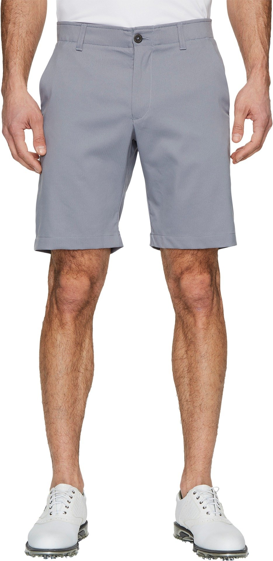 Under Armour Men's Showdown Golf Shorts, Zinc Gray (513)/Zinc Gray, 36 by Under Armour