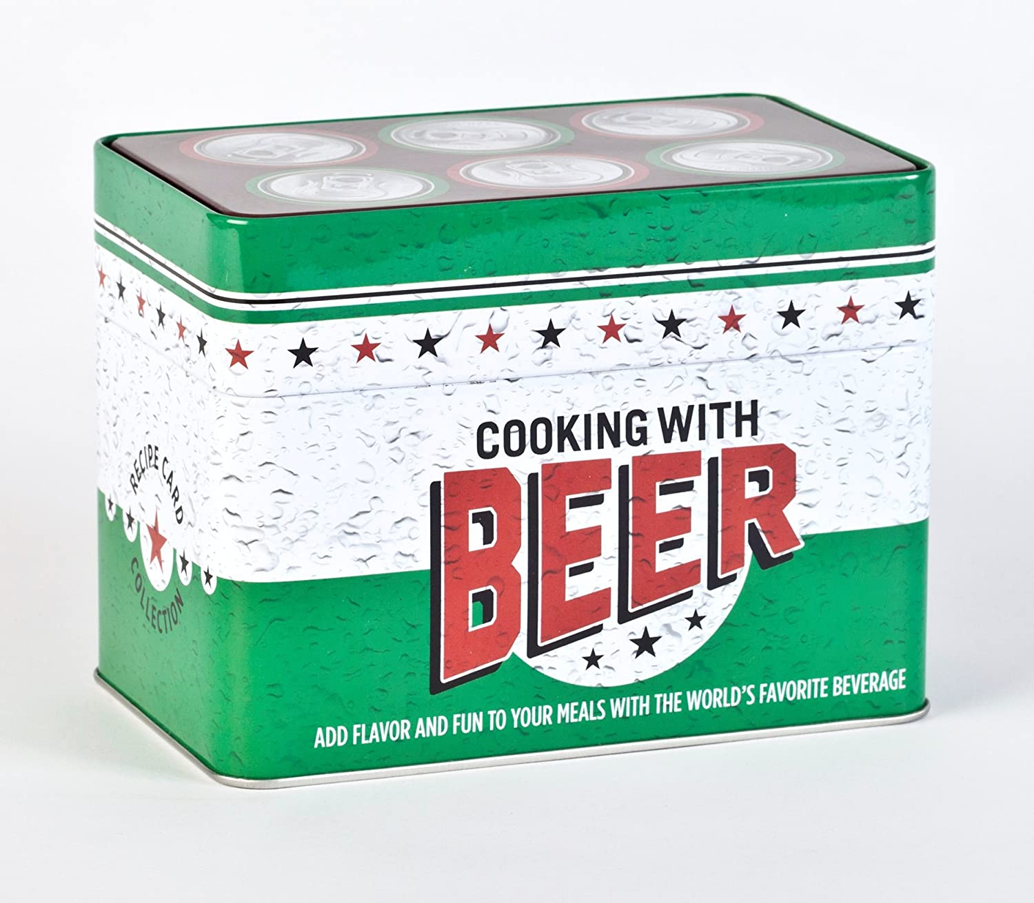 Tin Cooking with Beer Publications International Ltd. Cooking / Beverages / Beer